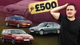 £500 Track Car Challenge