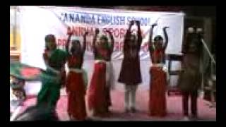 Amar Shonar Bangla  by James in School Ceremony Dancing  by SADIA AFROZE