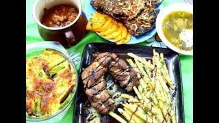 Чем я кормлю семью, простые блюда. Часть 10