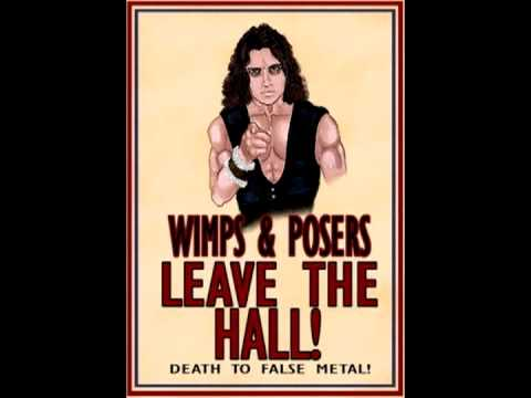 Wimps & Posers , Leave the Hall !