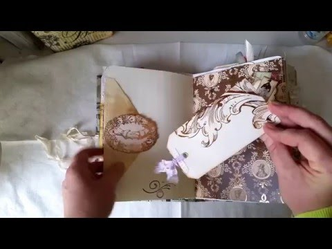 Jane Austen/Regency Era Themed Junk Journal for Gina ...
