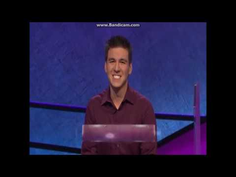 Jeopardy - James Holzhauer's Record-Breaking Game