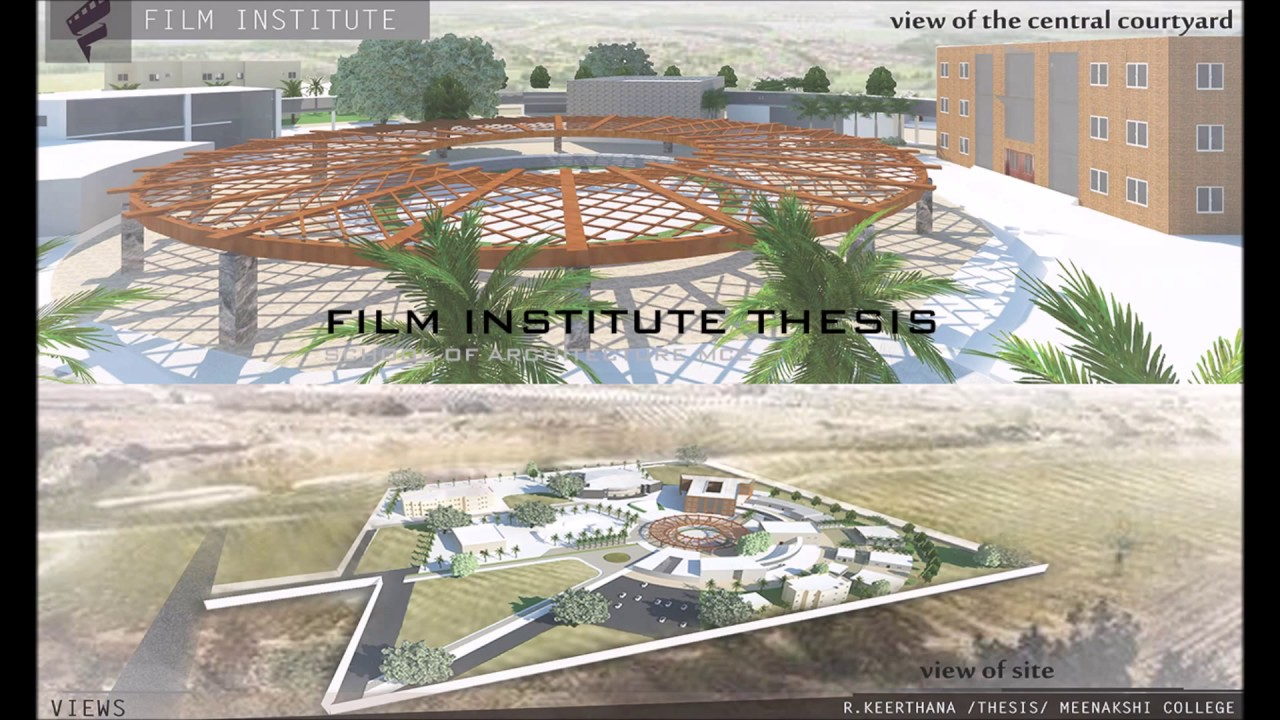 thesis on film institute