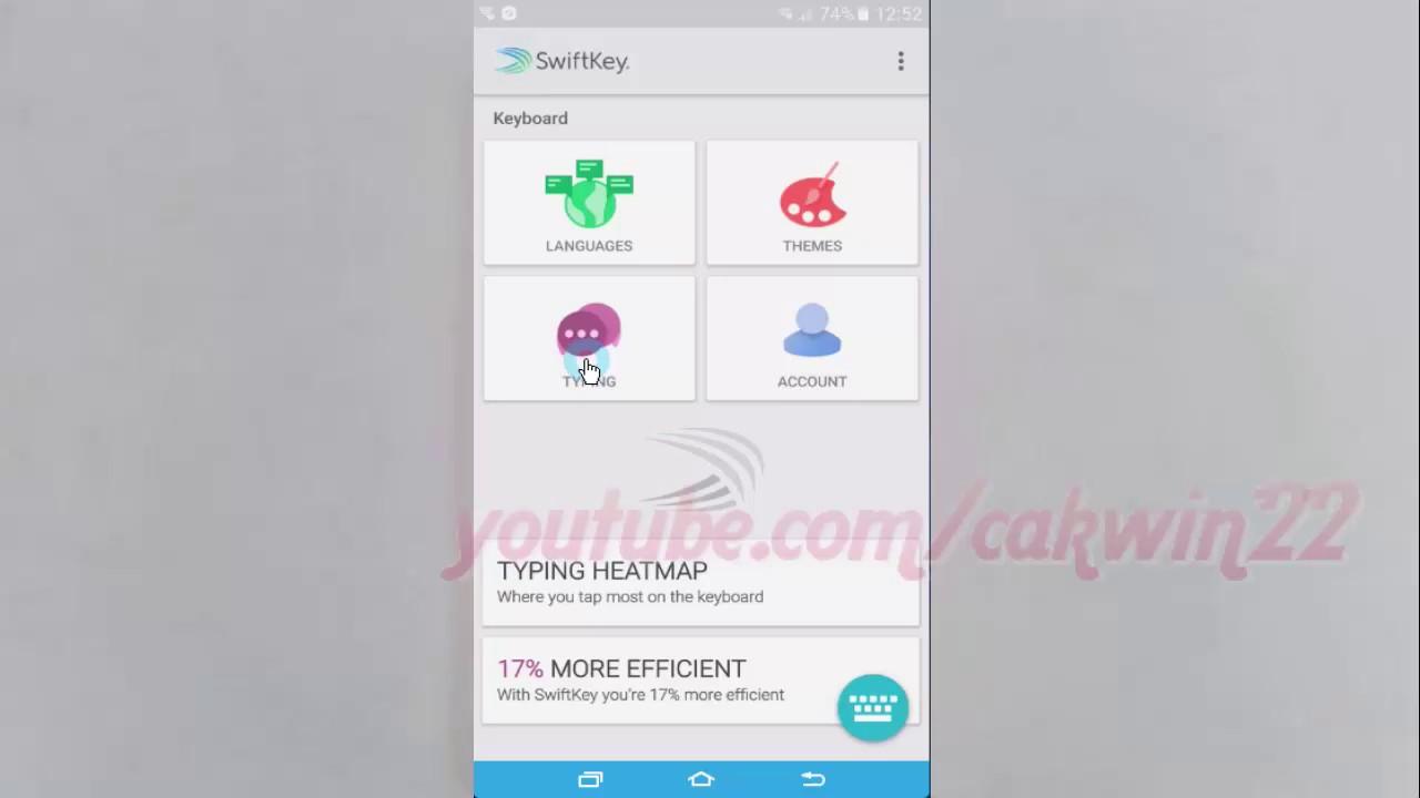 how to add emoji to swiftkey keyboard
