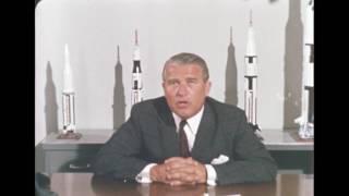 Dr. Wernher von Braun's Statement on Equal Employment Opportunity