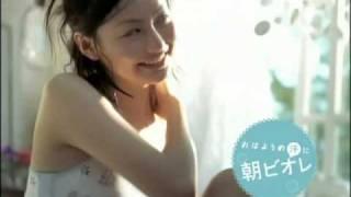 ビオレのCM たぶん2008年春夏 www.kao.co.jp/biore/sarasara/cm/i...