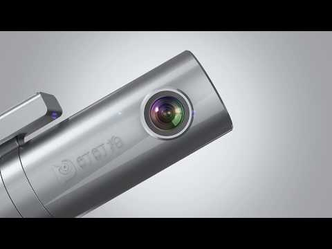 DDPai mini 2 - Smart Dashcam - From full HD to ultra full HD - 1440P@25fps - 4 megapixel