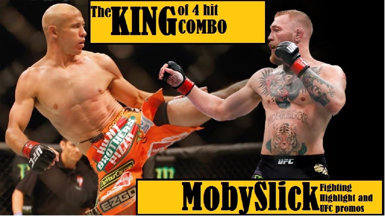 Conor Mcgregor Vs Cowboy Cerrone Who Is The King Of 4 Hit Combo