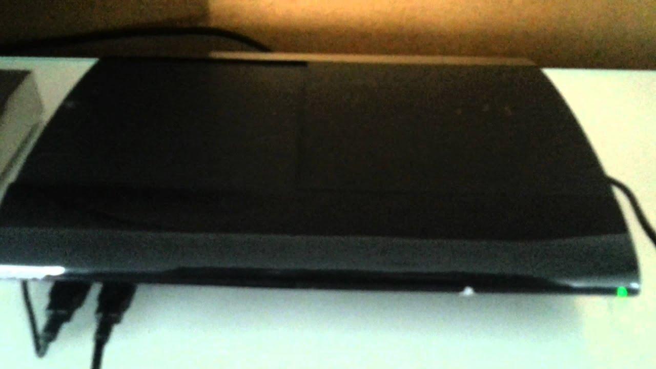 Lautstärke PS3 Super Slim - YouTube
