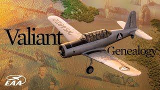 Valiant Genealogy - Jim Irwin's BT-13
