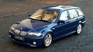 BMW 330i E46 Touring M Pack 1:18 OttOmobile
