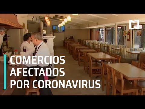 Coronavirus en México: Comerciantes afectados por la pandemia - Despierta