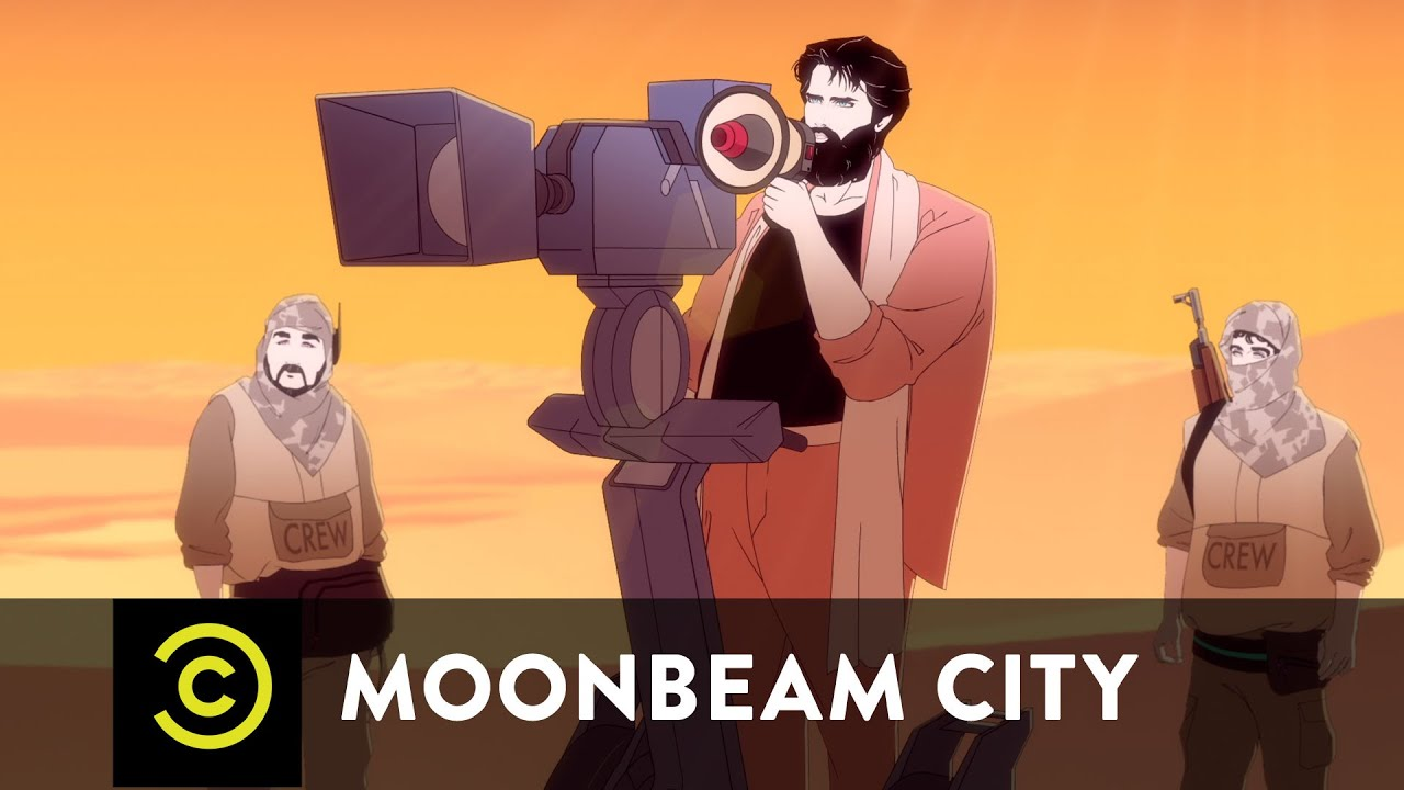 Download Moonbeam City - Dazzle in the Director's Chair