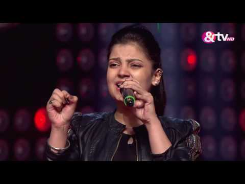 Himanshi Tanwar - Babli Badmaash | The Blind Auditions | The Voice India 2