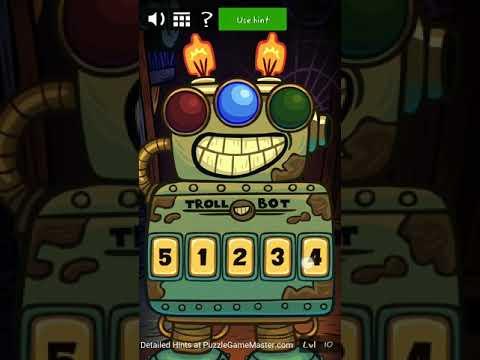 Troll Face Quest Silly Test Level 10 Walkthrough Gameplay