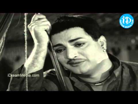 Kalasivunte Kaladu Sukham Movie Songs - Naavaraala Thandri Song - NTR - Savitri - SVR