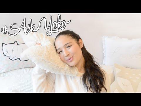 Ask Yoko ♡ En couple? Prénom? Photos de moi petite? et 24 autres questions !