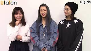 【E-girls】柚那が作る歌詞は意外な場所で生まれていた! thumbnail