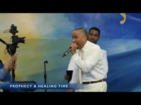 Healing & Anointing Resurrection Sunday Service - 040118