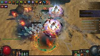 3.2 | Path of Exile | Inpulsa Bomber Elementalist Test | Vault T9