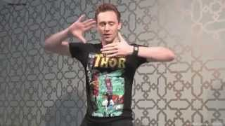Tom Hiddleston dance compilation - Get Down Tonight