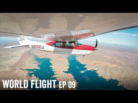FINALLY ON OUR WAY!!! - World Flight Episode 9