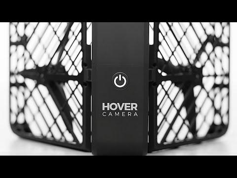 Hover Camera - Introducing the self-flying camera anyone can use
