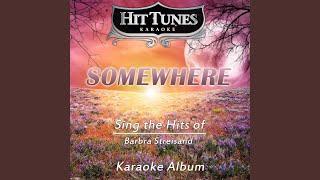 I Finally Found Someone (Originally Performed By Barbra Streisand & Bryan Adams) (Karaoke Version)