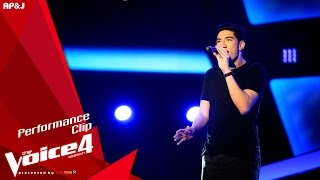 Download Lagu The Voice Thailand - ต้น อาดาวาน  - The Man Who Can't Be Moved - 27 Sep 2015 Mp3