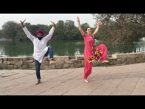 DIAMOND ||  BHANGRA DANCE COVER || GURNAM BHULLAR