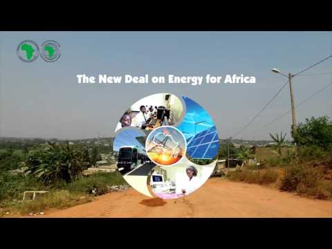 The New Deal on Energy for Africa