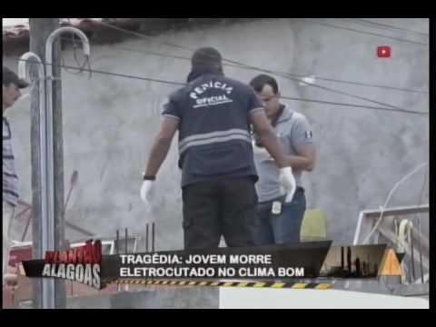 Tragédia: Jovem morre eletrocutado no Clima Bom