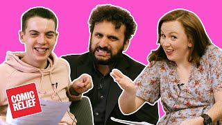 Comedians Rate Your Jokes | Comic Relief