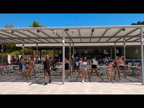 Fly Project - Toca Toca zumba choreography by Spiros Goussis