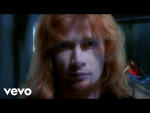 Megadeth - Sweating Bullets (Official Music Video)