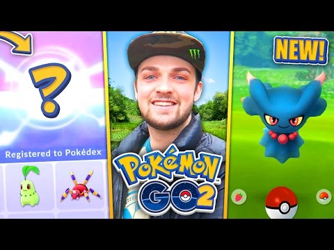 SUPER RARE *GEN 2* SPAWNS (CRAZY!) - Pokemon GO (NEW POKEMON)!