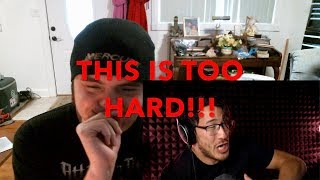 Markiplier-Try Not To Laugh Challenge #8 REACTION