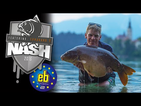 Nash 2016 Carp Fishing DVD + Eurobanx 2 Alan Blair Full Movi