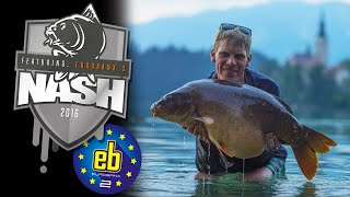 Nash 2016 Carp Fishing DVD + Eurobanx 2 Alan Blair Full Movie