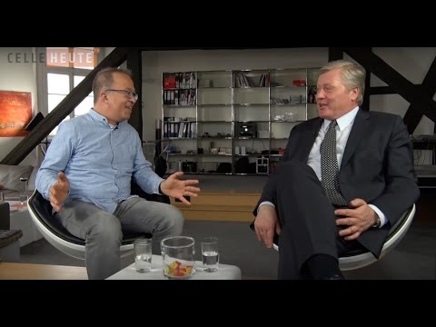Dr. Bernd Althusmann - Auf ein Wort mit Peter Fehlhaber (CHTV)