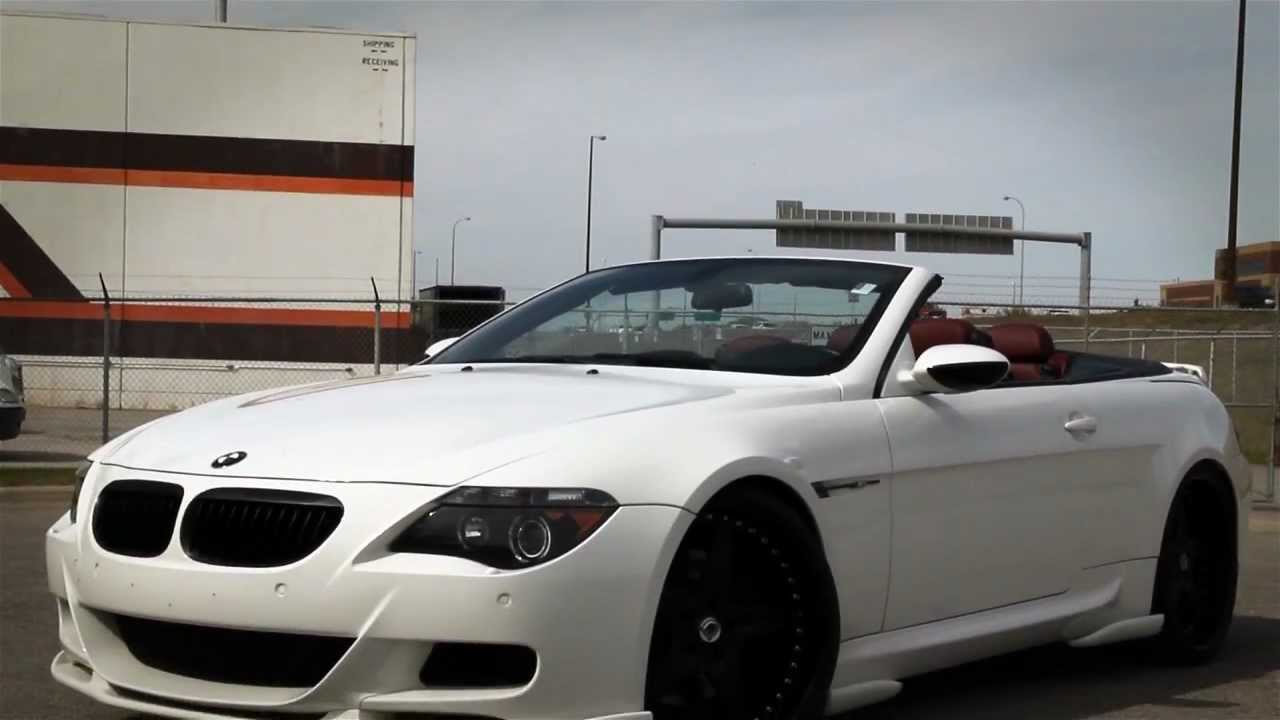 2007 BMW M6 Convertible - 600HP, 22\