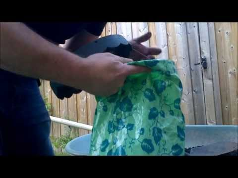 How To Plant Tomato Plants In A Topsy Turvy Or Upside Down Hanging Container