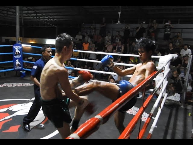 Theo  Emerald Muay Thai gym I Neungsiam Hero MT