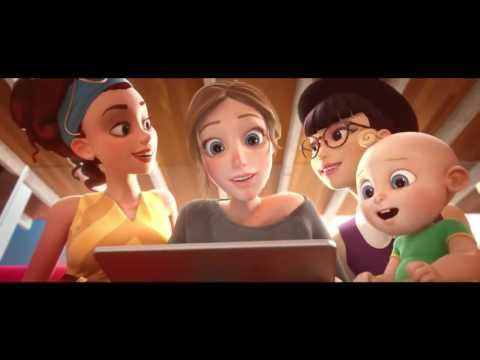 CGI Animated Spot HD  'Triumph   Find The One   Again!' by Eddy tv, Stories AG, Brunch