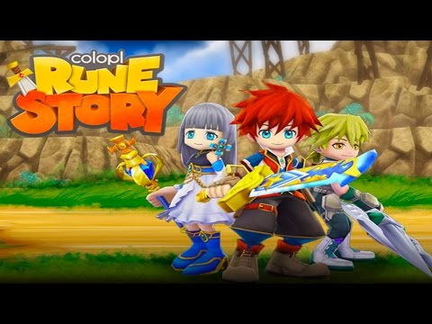 Colopl Rune Story - By  COLOPL NI, INC. -...