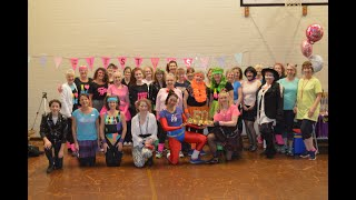 FitSteps with Tracey - Birthday party 13.2.19