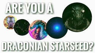 🐉HOW TO TELL YOU ARE A DRACONIAN STARSEED - origins - characteristics🟢