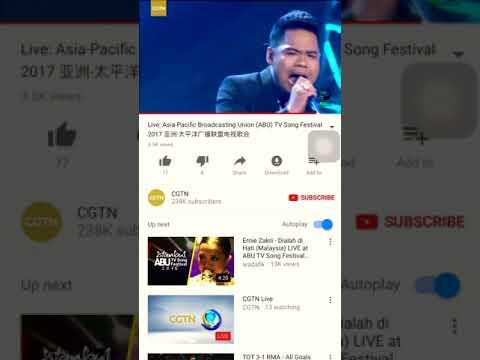 Syamel Lebih Sempurna Live China
