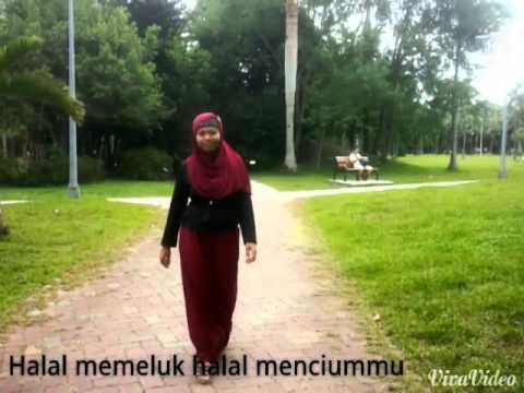 Wali Band.Kekasih Halal(gadis berkerudung merah)