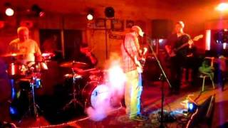 PermaGrin @ The Old Trail Inn 2/18/12 Performing The Allman Brothers